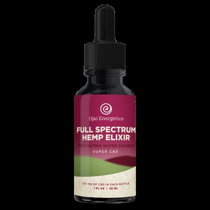 Ojai Energetics Full Spectrum Hemp Elixir