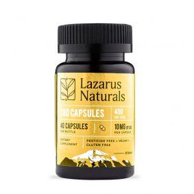lazarus cbd lotion