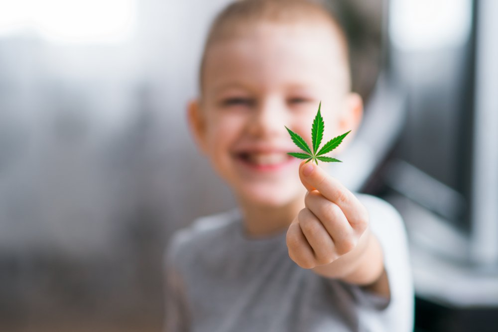 Is CBD safe to use with Children? (Best CBD Gummies For Kids)
