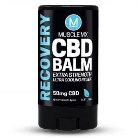 what does cbd muscle balm do