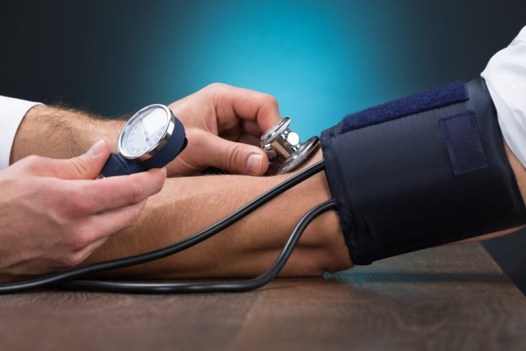 Circuito de retroalimentación de la presión arterial